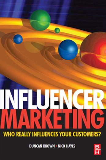 Book Influencer Marketing