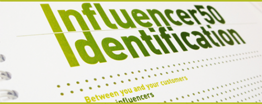 Influencer50 Identification