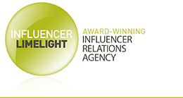 Influencer Limelight, Award-Winning Influencer Relations Agency, Influencer50, Influencer Marketing