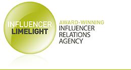 Influencer Limelight, Award-Winning Influencer Relations Agency, Influencer50, Influencer Marketing
