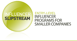 Influencer Slipstream, Entry-Level Influencer Programs for Smaller Companies, Influencer50, Influencer Marketing