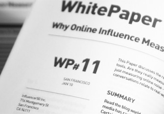 WP#11: Why Online Influence Measurement is Misleading