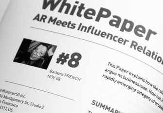WP#8: AR Meets Influencer Relations
