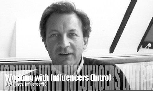 2: Working with Influencers (Part One)