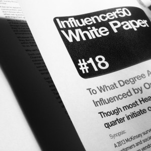 Influencer50, Nick Hayes, The Buyerside Journey, Influencer Marketing, Influencer Relations, Influencer Communities