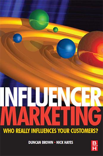 Book Influencer Marketing