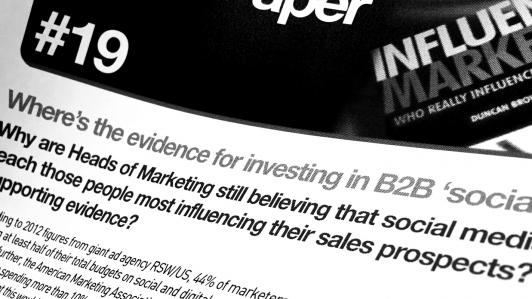 Nick Hayes, Influencer Marketing, Influencer50.com, The Buyerside Journey.com, Influencer Communities